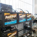 Parts batteries